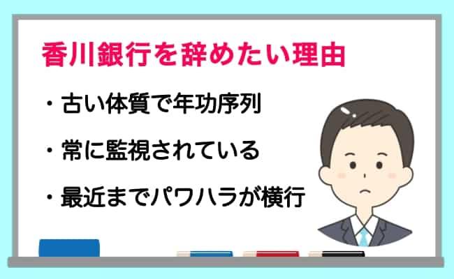 香川銀行 パワハラ