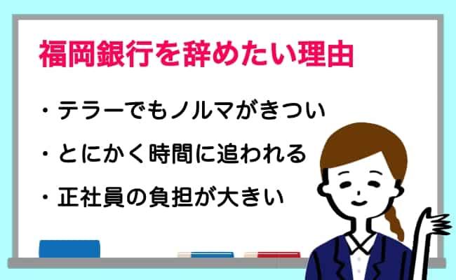 福岡銀行 ノルマ